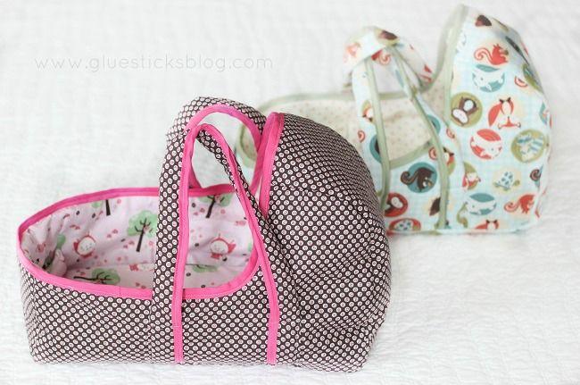 baby doll basket pattern