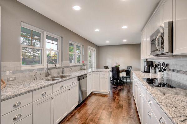 Thinking Of A Kitchen Remodel, Neutral Palettes Work Best.