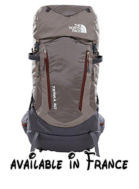 fed09e097b B01N6VFOBB : The North Face T0A6K0TKM. Lxl Sac à Dos Homme Falcon  Brown/Sequoia