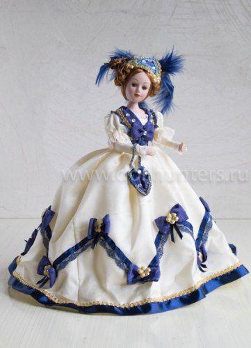 Фарфоровые куклы коллекционные и миниатюра 1:12 | VK