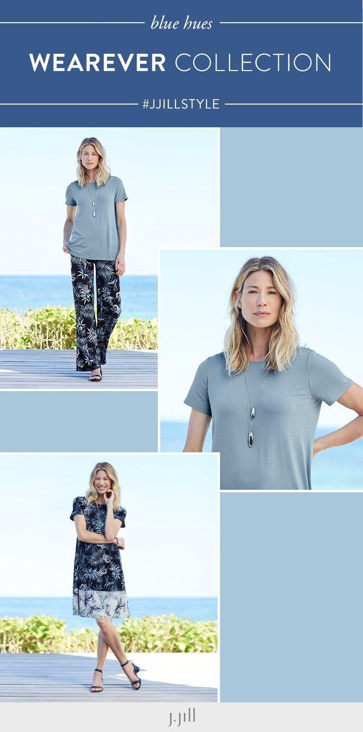 08b303d9d Styles that meet the versatility of your life. Shop J.Jill's Wearever  collection.