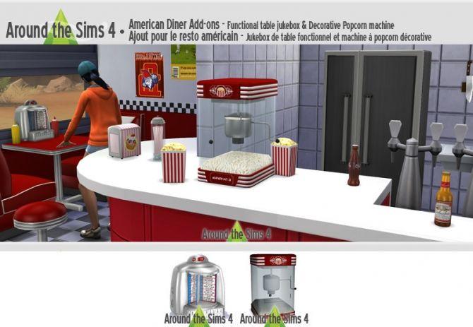 Functional jukebox