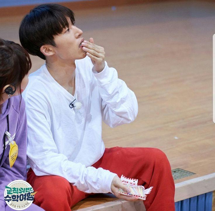 JTBC Idol School Trip #iKON #Hanbin #BI