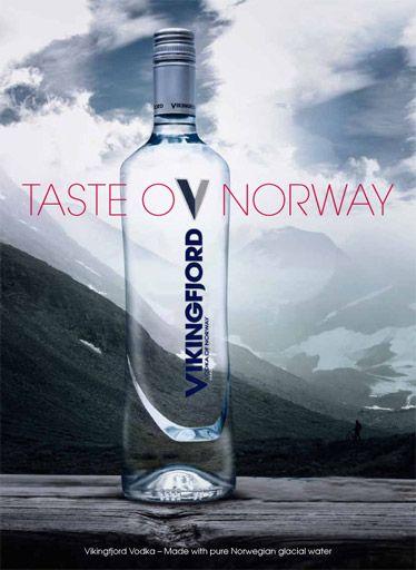 Arcus eng » Home » Our brands » Vikingfjord Vodka » Vikingfjord Vodka