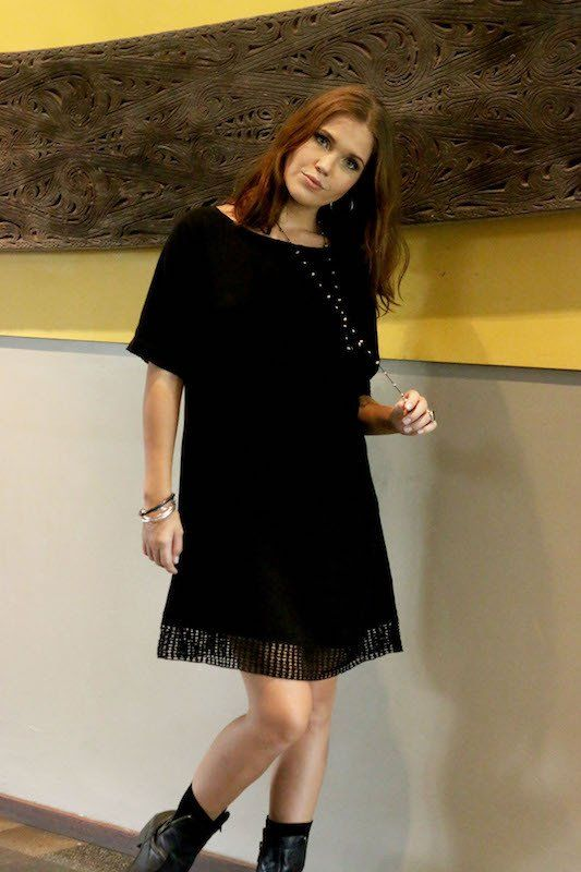 Kate Dress - Black