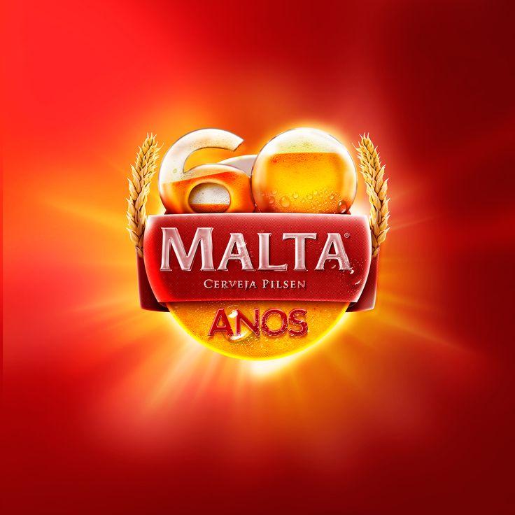 Campanha institucional comemorando os 60 anos da Cervejaria Malta…