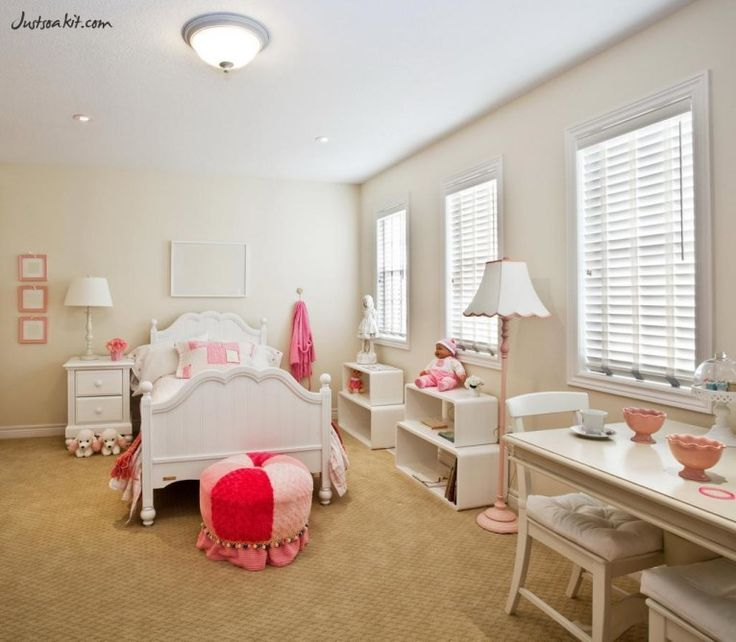 http://www.justsoakit.com/wp-content/uploads/2015/01/retro-childrens-room-in-bige-tones-design-with-lighting-idea-in-ceiling-as-well-white-shelves-beside-shutter-window-as-well-brown-carpet-covering-floor-also-white-bed-frame-idea-766x669.jpg