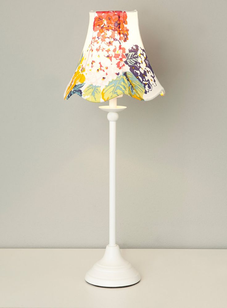 Photo 1 of Floriana Floral Stick Lamp