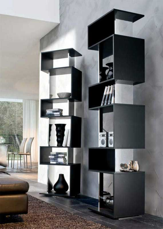 Best  Contemporary Bookcase Ideas Only On Pinterest - Contemporary bookshelves