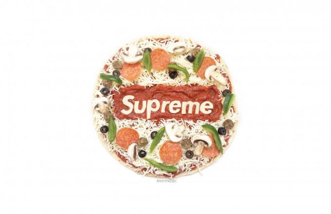 One Large Supreme Pizza, Please.