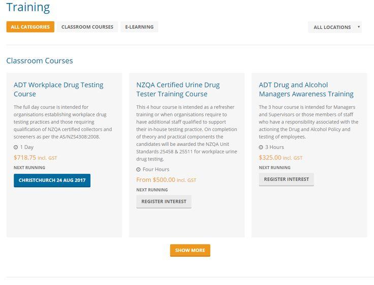 Arlo Course Catalogue http://www.adt.net.nz/