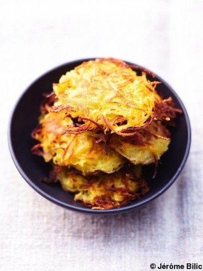 Les galettes de pommes de terre pour 6 personnes - Cuisine avec presqu ile ...