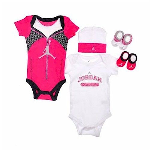 Baby Girl Jordan Clothes Amusing 29 Best Baby Outfits Images On Pinterest  Baby Coming Home Outfit Decorating Design