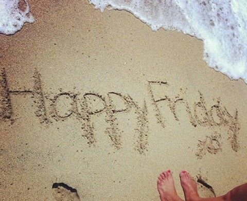 Happy Friday Myrtle Beach! <3 Who's going to the beach today? #MyrtleBeachSc #BeachLovers #BeachLife #Friday Credits to QuotesGram