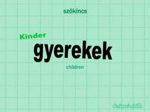 Hungarian as a Foreign Language Lesson 1-B Szia! Hogy vagy??