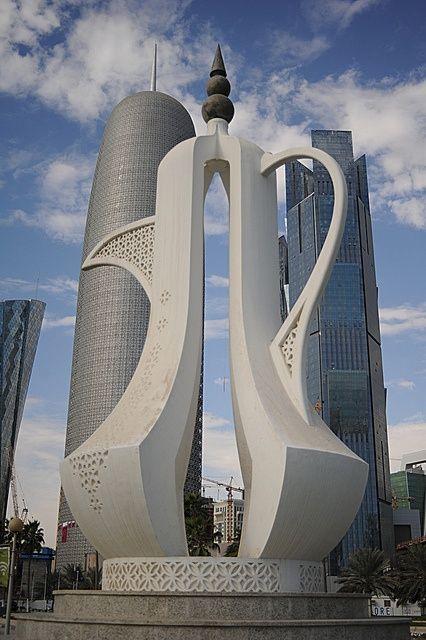Coffee pot on al corniche jeddah saudi arabia for Architecture firms in qatar