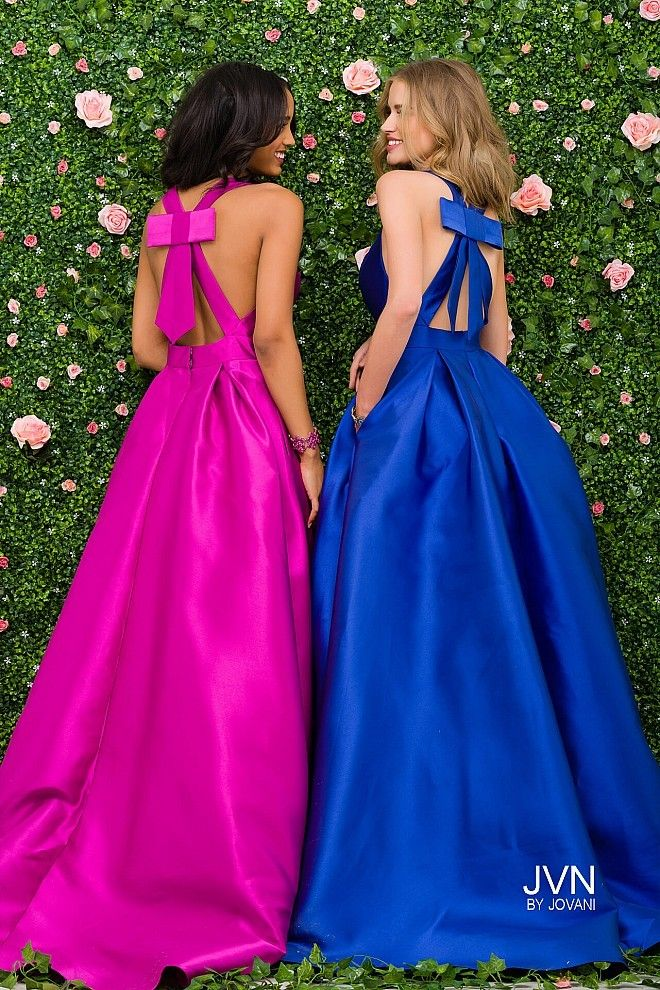 Hermosa Vestidos De Dama De Jovani Cresta - Colección del Vestido de ...