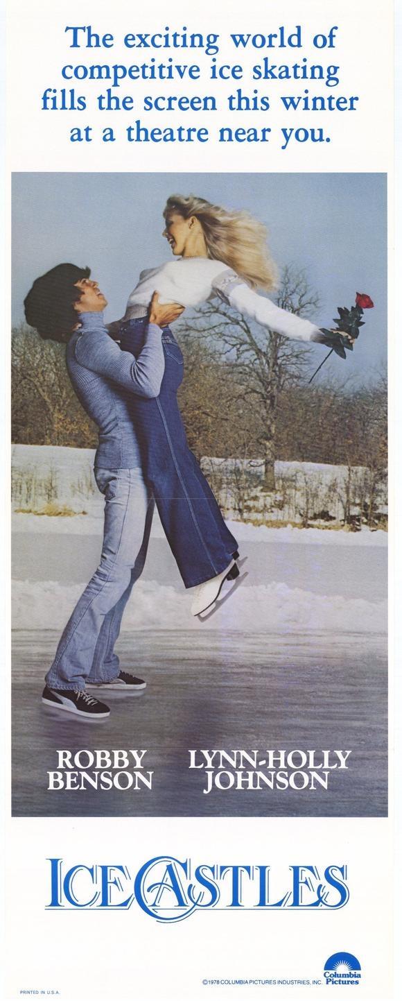 1978 Ice Castles movie. One of my favorites