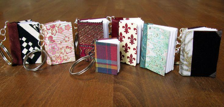 Key ring books