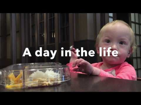 Life with Zoe : A day in our life - Vlog? Yay or Nay?