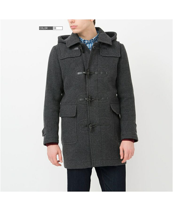 Duffle Coat Uniqlo | Down Coat
