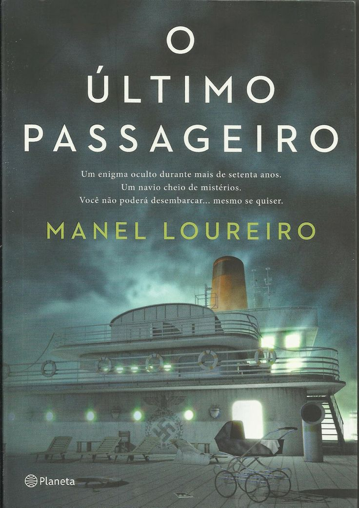 #Resenha: O Último Passageiro - Manel Loureiro