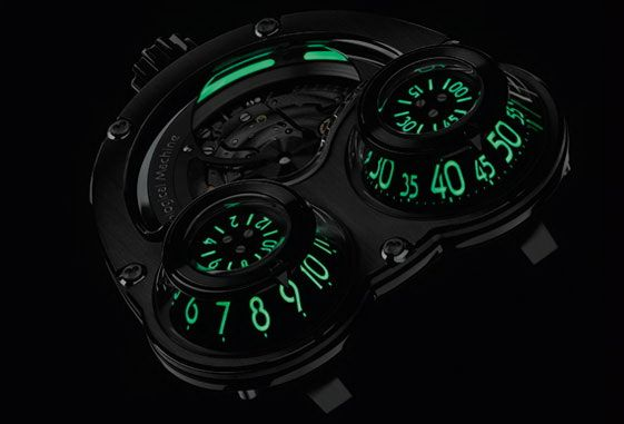 MB & F HM3 MegaWind Final Edition