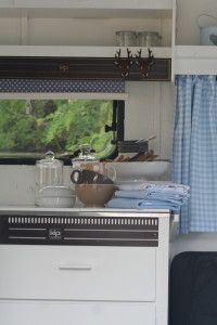 Kip #Caravan / #Trailer / totally redecorated