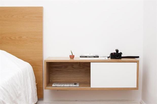 Modelos de mesas de luz para tu dormitorio - Valeria Slonimczyk - ESPACIO LIVING