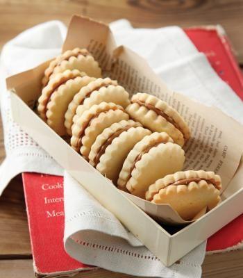 Biscoff Alfajor | @Biscoff Cookies Cookies