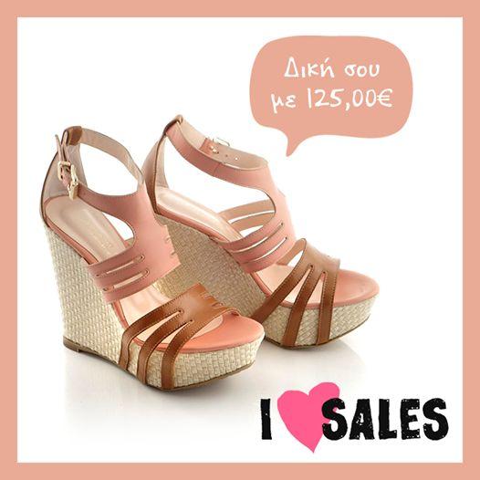 #Sales began!! Find our #Shoesummercollection in lower prices!!  http://www.chaniotakis.gr/gr/gynaikeia-papoutsia4/platformes/psilotakounes-platfomes.asp?c_id=57&thisPage=1&order=1&plc=10