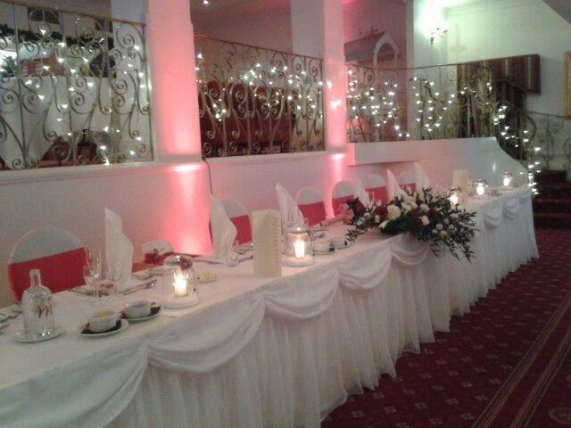 A Winter Wonderland wedding in 2014