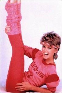 Olivia: Olivianewtonjohn, Legs Warmers, Olivia Newton John, 1980S Fashion, 80S Workout, Headbands, 80S Parties, Leg Warmers, 80 S