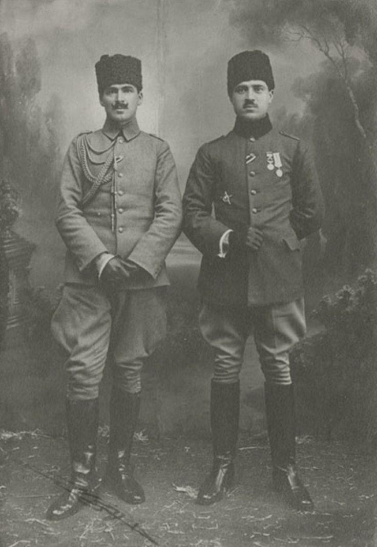 [Ottoman Empire] Ottoman Soldiers, WW1 (Osmanlı Askerleri, 1.Dünya Savaşı)