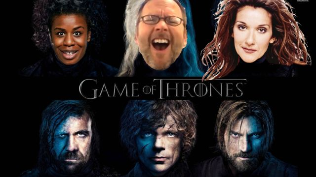 Feel Good Friday: Celine Dion, Orange Is the New Black and Game of Thrones