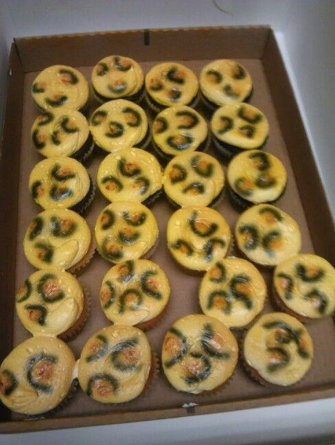 cupcakes pinterest leopards - photo #12