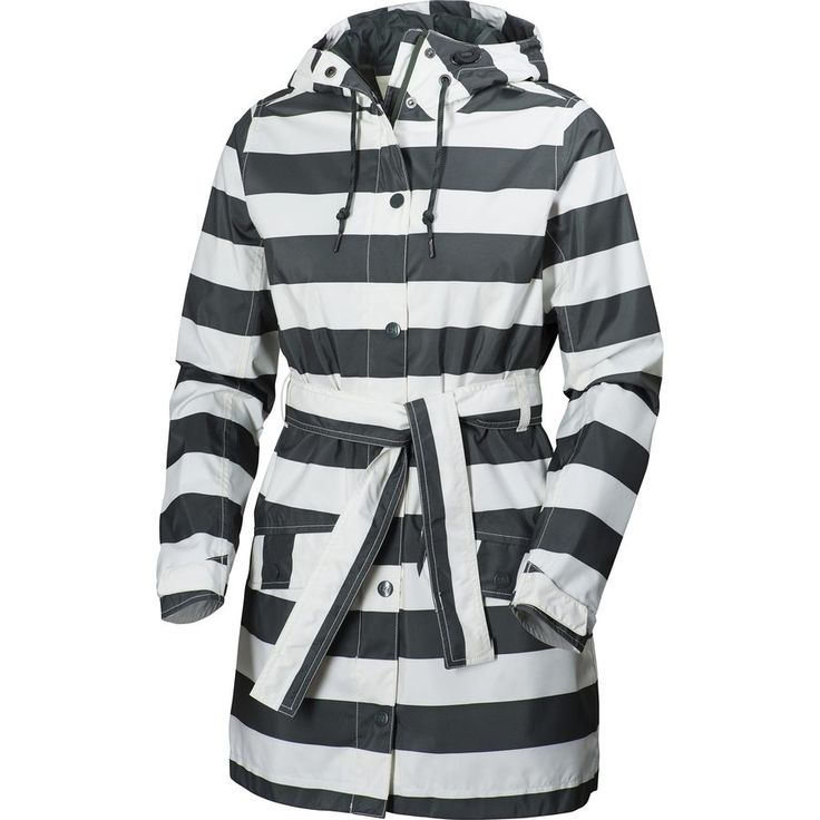 Helly Hansen - Lyness Jacket - Women's - Offwhite Stripe