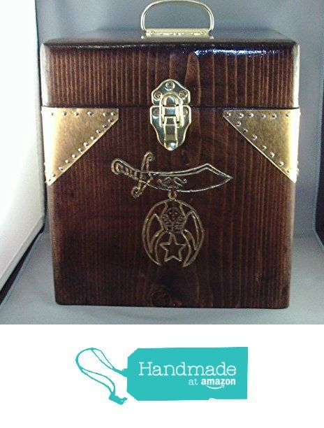 CUSTOM MADE WOOD SHRINER FEZ CASE from CasesbyPierre http ...