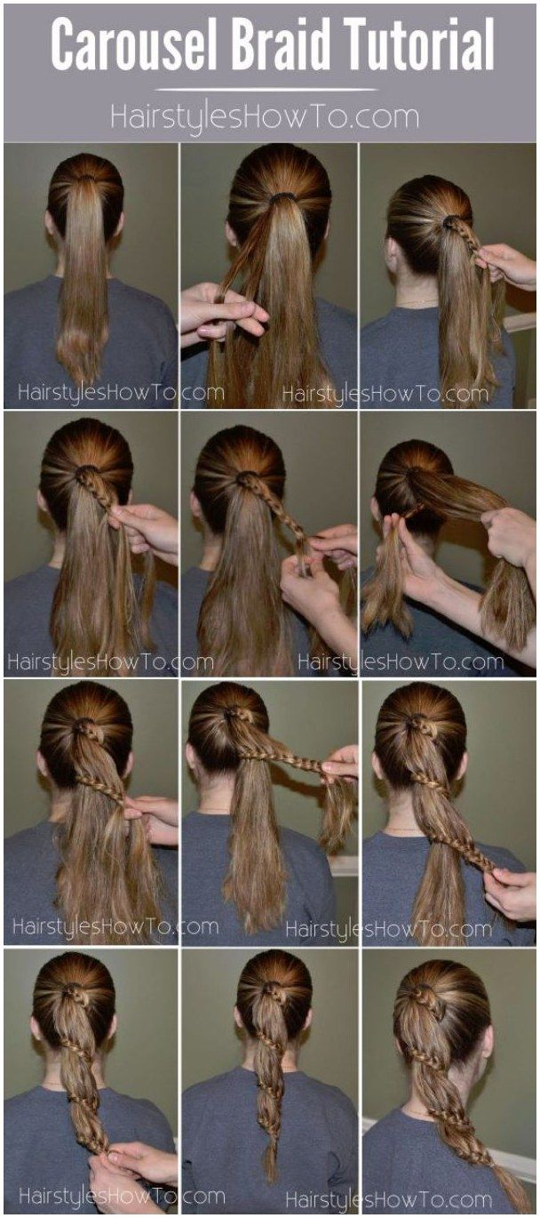 5 Braid Hairstyles To Try This Summer With Tutorial