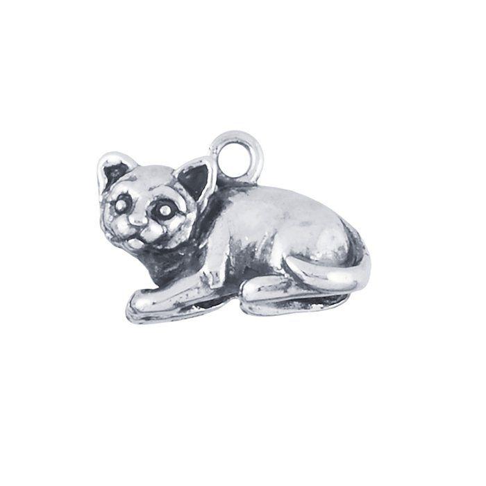 Стерлингового серебра Природа | Животные Шарм для ожерелья, браслеты и ювелирные изделия от Рио-Гранде