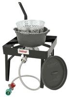 Bayou Classic SQ59 Cast Iron Fish Cooker/Fryer