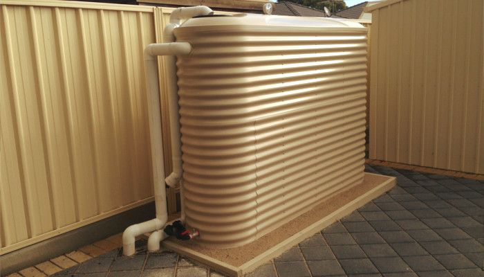 Are you searching for high-quality rainwater tanks in Adelaide? Find all types of rain water tanks like slimline, round & etc. at Taylor Made Tanks. For more information on slimline steel rainwater tank sizes and capacities or to arrange a free in home design and quote please give us a call on (08) 8285 2222 in Adelaide.