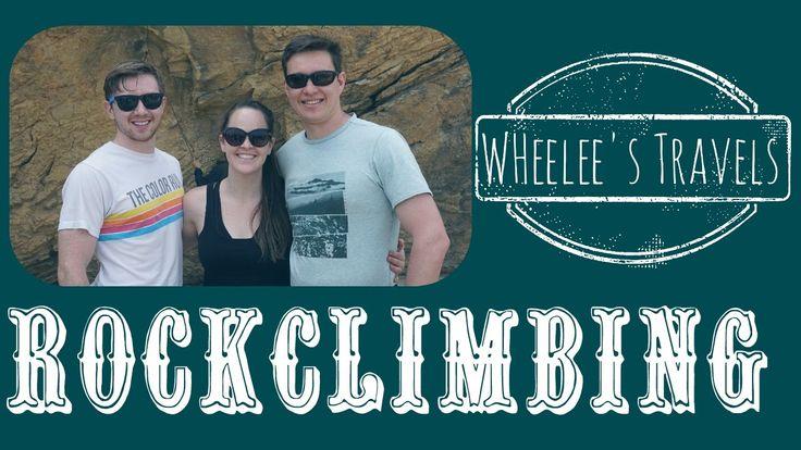 Rock Climbing in China | Dalian | Wheelee's Travels