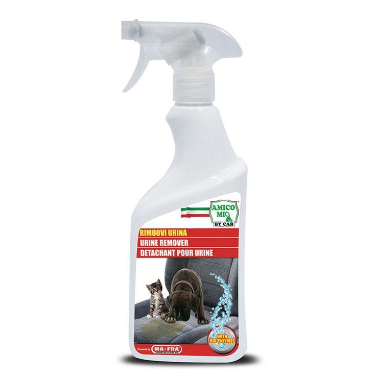MA-FRA Rimuovi urina tappezzeria auto pulizia interni 500ml cani gatti LAM006