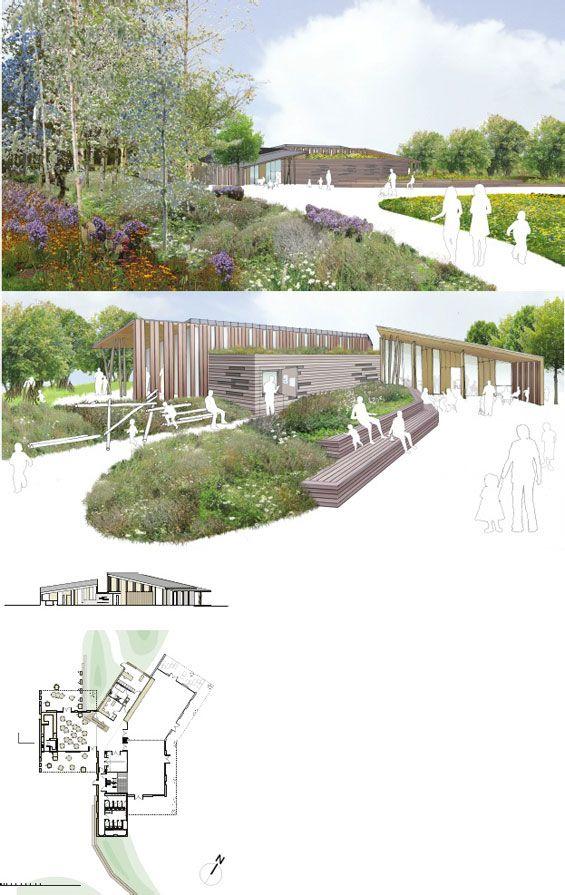2012 london olympics panel illustrationer och illustration for Bc landscape architects