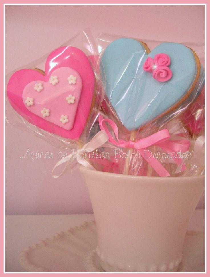 heart cookies http://acucarasbolinhas.blogs.sapo.pt/