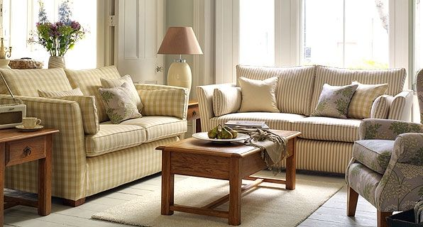Gingham - every home needs gingham.