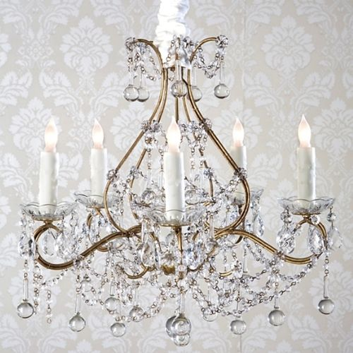 Inexpensive Shabby Chic Chandeliers Sconces