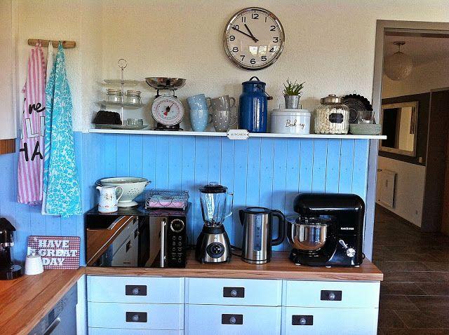 64 best Küchenideen images on Pinterest Kitchen, Live and - küche aus alt mach neu