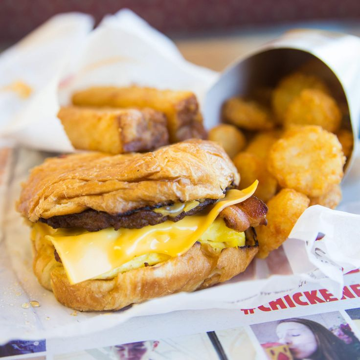 The 10 Best Fast-Food Breakfasts, Ranked